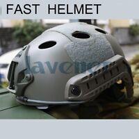 Emerson FAST Tactical Helmet Military Tactical Combat Helmet for Wargame Outdoor