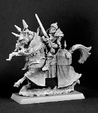 Lorenth Overlords Captain Reaper Miniatures Warlord Anti Paladin Cleric Melee