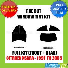 CITROEN XSARA 1997 -2006 FULL PRE CUT WINDOW TINT KIT