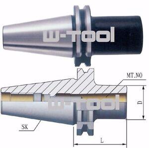 SK40 DIN69871 MK Fräserhülse Zwischenhülse Einsatzhülse ISO40 Morsekegel