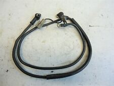 YAMAHA FZR1000RU Exup Battery Earth Cable Frame Cable Starter Motor cable FREE