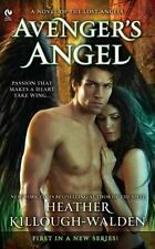 Novel of the Lost Angels: Avenger's Angel 1Heather Killough-Walden ~LIKE NEW~