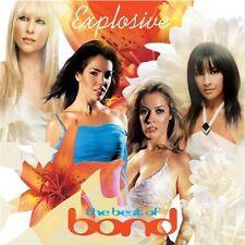 Bond - Explosive: The Best of Bond [New CD] Argentina - Import