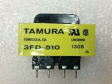 3FD-510 TAMURA TRANSFORMER LAMINATED 12VA THRU HOLE 1 UNIT