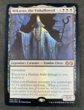 MTG Magic The Gathering FOIL Mikaeus, the Unhallowed Ultimate Masters HP