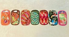 NWT VERA BRADLEY DOUBLE EYE GLASS CASE U-PICK COLOR & PATTERN NEW HOLDS 2 PAIR