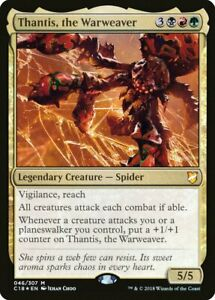 EDH Spider Deck - Commander MTG Magic the Gathering