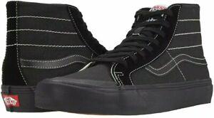 Vans SK8-Hi 138 Decon SF (Salt Wash) Black Ultra Cush VN0A3MV12U3