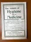 HYGIENE & MEDICINE 1897 Annals FASCINATING!
