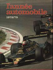 L'année automobile n°26 1978-1979