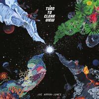 JOE ARMON-JONES - TURN TO CLEAR VIEW   VINYL LP NEU