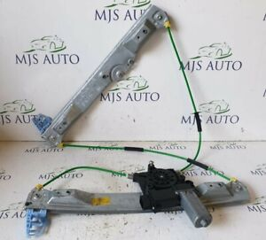 VAUXHALL CORSA D 06-10 3DOOR  HATCHBACK PASSENGER SIDE FRONT WINDOW REGULATOR