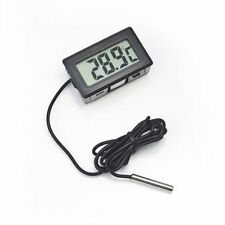 Digital LCD Temperature Thermometer with sensor Fridge Freezer