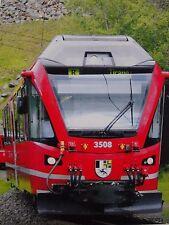 KATO 10-1273 Rhatische Bahn Electric Train Series ABe 8/12 Allegra 3-Car N Scale
