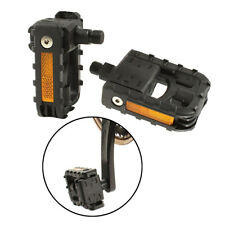 1Pair Folding Bike Pedals Platform Pedal Bicycle Parts Cycling Accessory