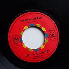 THE CASCADES Rhythm of the rain / let me ba WV 5031