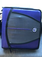 Case It Purple Binder