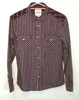 Esprit Men's Long Sleeve Shirt No 30 Slim Fit Size L