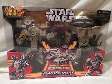 Star Wars Transformers: Millennium Falcon Action Figure 2006  Hasbro