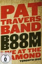 Pat Travers - Boom Boom: Live at the Diamond 1990 [New Misc] Germany - Import, P