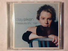 CLAY AIKEN Measure of a man cd ENRIQUE IGLESIAS MARIA VIDAL VINNIE COLAIUTA