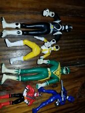Power Rangers Lot Of 5