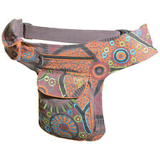 Hombro de Goa / Riñonera Bolsa de Cinturón Cinturón Hippie Psy