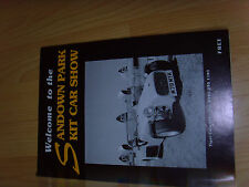 Sandown kit car show 1996 brochure