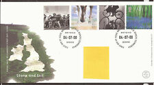 GB FDC 2000 Stone and Soil