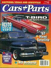 1994 Cars & Parts Magazine: 1962 T-Bird Sports Roadster/1967 Hemi Satellite