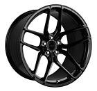 19x8.520x11 Rotary Forged Wheels Sf03 Gloss Black For Corvette C8