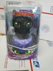 SPIN MASTER DREAM WORKS DRAGONS FLYING TOOTHLESS VOLANT 6059131 FREE SHIP