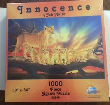 Sunsout Innocence by joh naito 1000 piece puzzle New