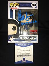 Camila Mendes Signed Official Veronica Lodge Funko Pop Vinyl Riverdale Beckett