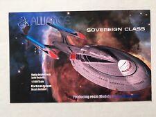 Star Trek USS Enterprise E Resin Kunstharz 1/1400