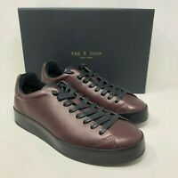 NIB $325 Rag & Bone OXBLOOD Low RBI Sneakers size: US 9 EU 42