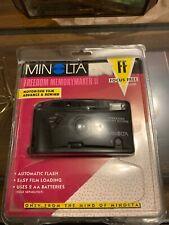 Minolta  Memory Maker II Point and Shoot Film Camera NOS