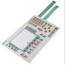 Для Siemens SIMATIC панель OP270-6 6AV6542-0CA10-0AX0 клавиатура сенсорный мембрана F8