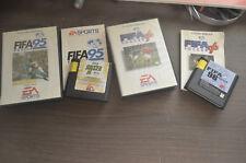Lot de 2 jeux sega megadrive fifa 95 96