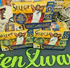 New listing HOUSTON ROCKETS 2020-21 PANINI NBA SELECT 3x BLASTER BOX BREAK #2