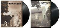 Eminem The Marshall Mathers LP + 2 [Explicit] [in-shrink] Vinyl Record Album Lot