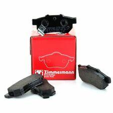 ZIMMERMANN Bremsbeläge für HONDA CIVIC 5 EG EH CRX 2 3 1.6 16V 125-160 PS hinten