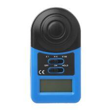 Digital LCD Light Handheld Lux Meter Tester Photometer Illuminometer Luxmeter