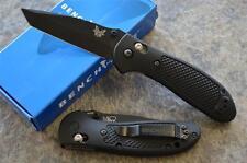 Benchmade 553BK Griptilian Folding Knife w/ Axis Lock & Tanto Point Blade