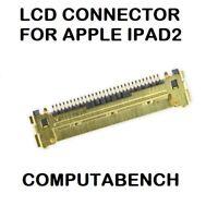 IPAD2 AND IPAD3 LCD FPC (PCB CONNECTOR) OEM QUALITY part FITS APPLE IPAD2 IPAD3