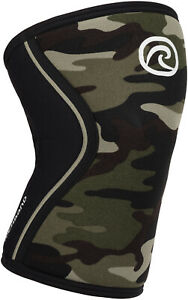 Rehband RX 7mm Knee Sleeve Support - Camo