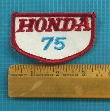 Honda XR75 Patch New!