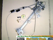 Mazda Miata Driver's Side Power Window Regulator 1990-1997 NA02-59-590