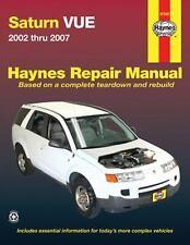 2002-2007 Haynes Saturn Vue Repair Manual