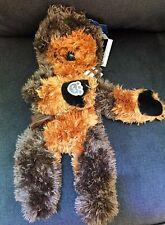 Build A Bear Disney Star Wars Chewwie Chewbacca UNSTUFFED NWT